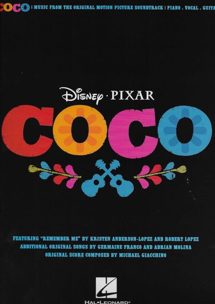 Disney Pixar's Coco For PVG