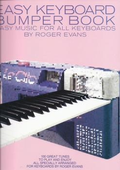 Easy Keyboard Bumper Book