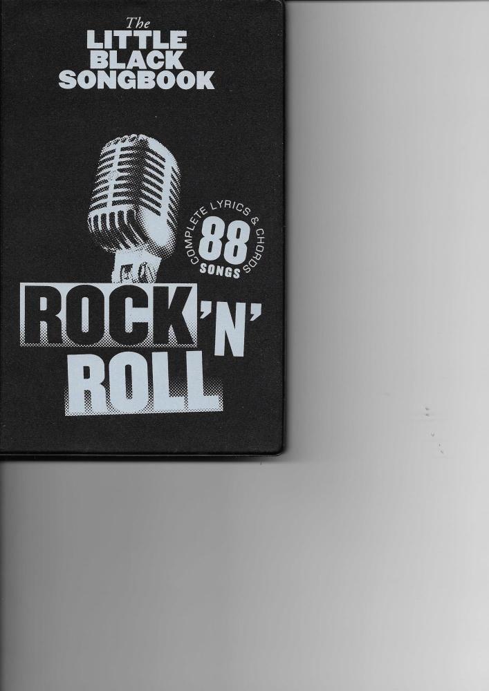 The Little Black Songbook: Rock 'n' Roll
