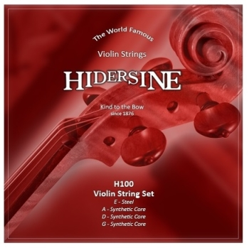 Hidersine Strings Violin String Set