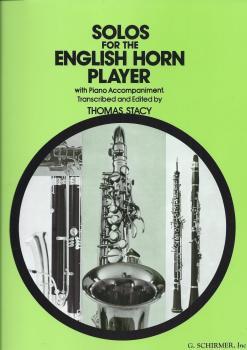 SOLOS FOR THE ENGLISH HORN PLAYER (COR ANGLAIS) CORA
