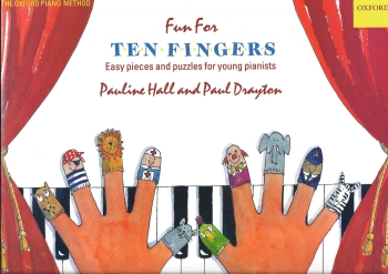Fun For Ten Fingers: Easy Pieces And Puzzles