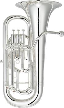 Yamaha YEP642S02 Neo Euphonium in Silver Plate