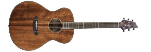Breedlove Pursuit Dreadnought Mahogany Acoustic Guitar with Bag