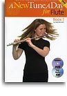 A NEW TUNE A DAY FLUTE BOOK 1 (DVD EDITION) FLT BK/CD/DVD