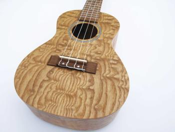 Eddy Finn Natural Ash Concert Ukulele