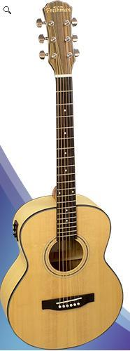 Maple Ridge Travel Guitar 'Baby'