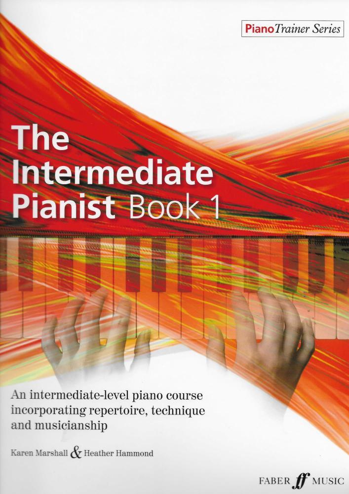 The Intermediate Pianist Book 1