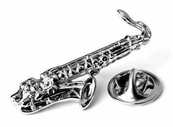 Saxophone Badge