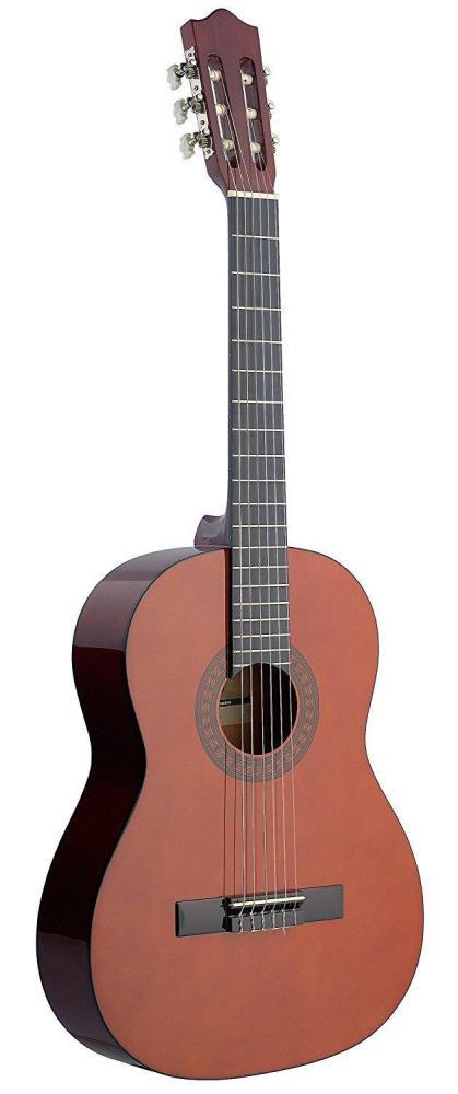 Linden C542 Classic 4/4 Guitar Starter Pack - Natural