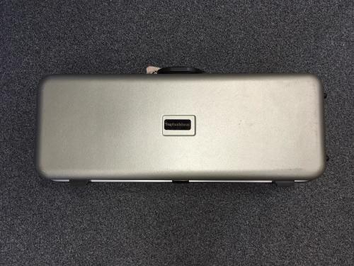 Stephanhouser Tenor Sax Hard Case - Silver