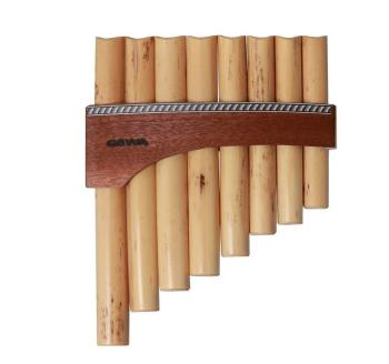 Gewa Pan Pipes Round Model, 8 Tubes