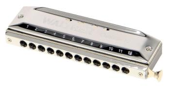 Walther Harmonica Chromatic, 48 Octaves