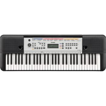 Yamaha Digital Keyboard YPT-260 Black