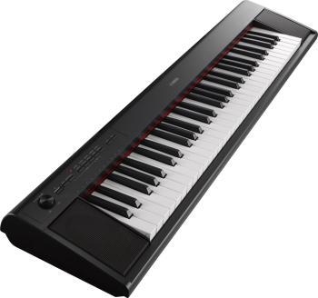 Yamaha Digital Keyboard NP-12B Black