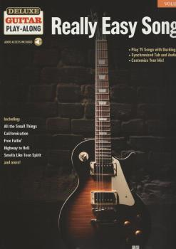 Deluxe Guitar Play-Along: Really Easy Songs