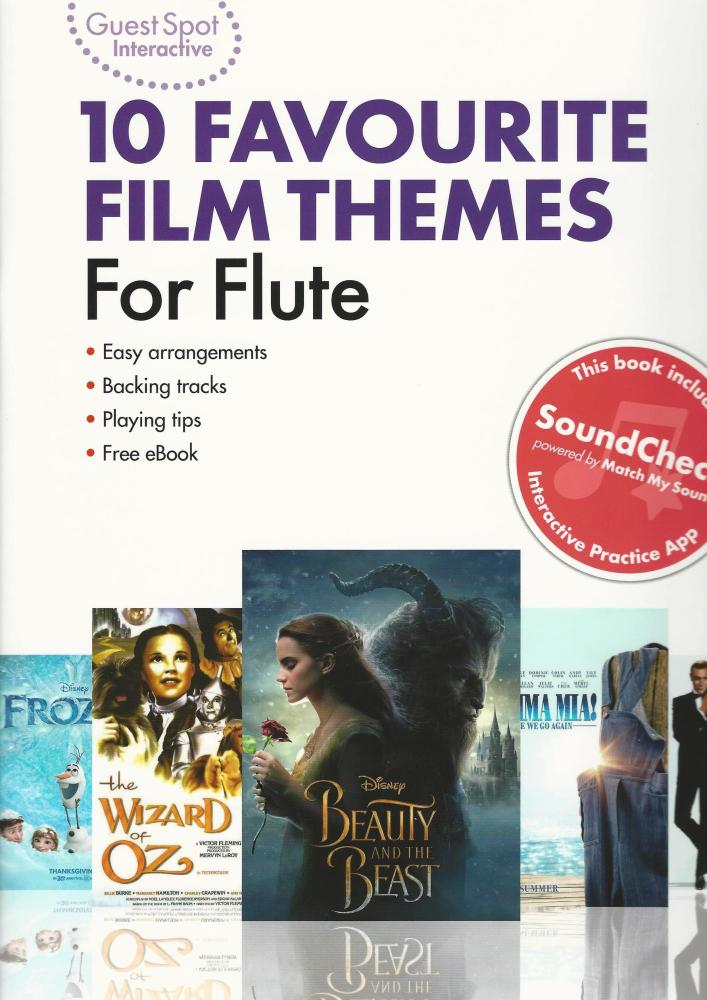 Guest Spot Interactive: 10 Favourite Film Themes For Flute