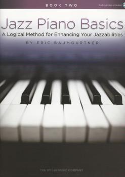Eric Baumgartner: Jazz Piano Basics - Book 2