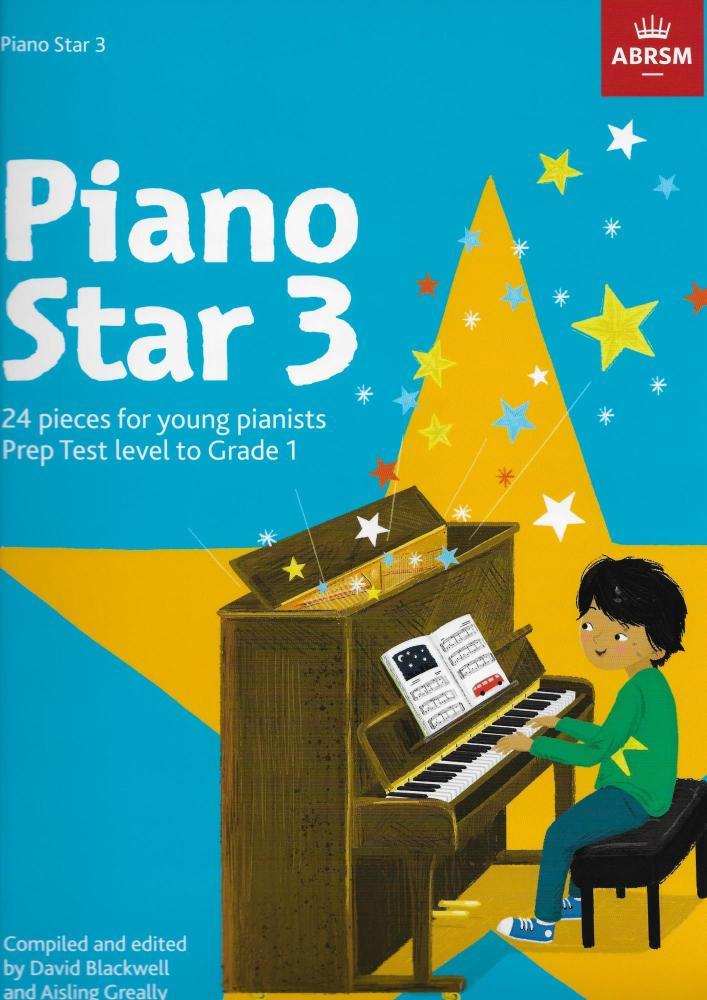 ABRSM: Piano Star - Book 3