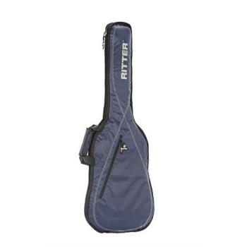 Electric Guitar Bag Navy/Grey/White