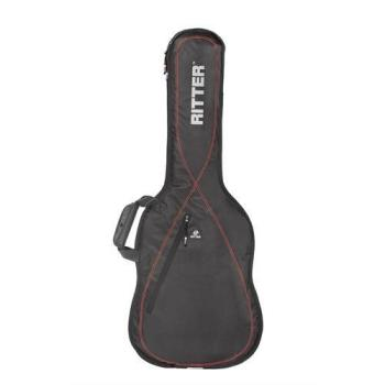Electric Guitar Bag Black/Red