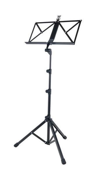 Extra Large Desk Music Stand - Black