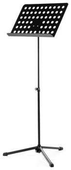 Perforated Music Stand - Black