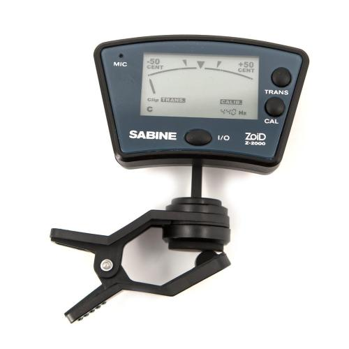 Sabine Band/Orchestra Clip on Tuner