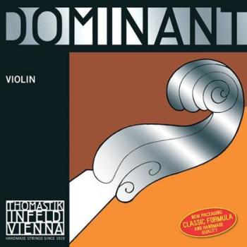 Dominant Violin E String Chrome Steel (ball) 4/4