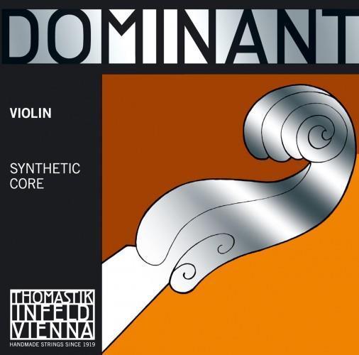 Dominant Violin E String Chrome Steel 1/2