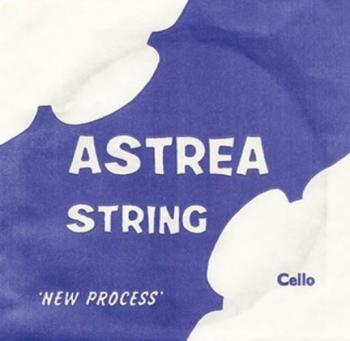 Astrea Cello D String 1/2 - 1/4 size
