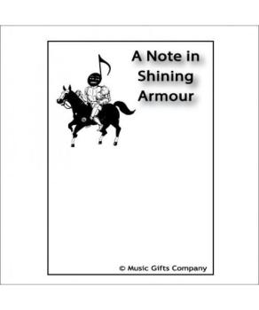 Notepad - A note in shining armour