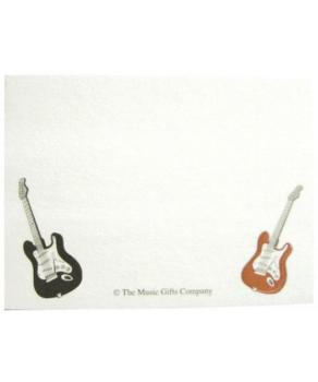 Guitars Sticky Notes
