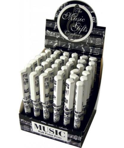Music Notes Ballpoint Pen