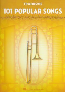 101 Popular Songs - Trombone