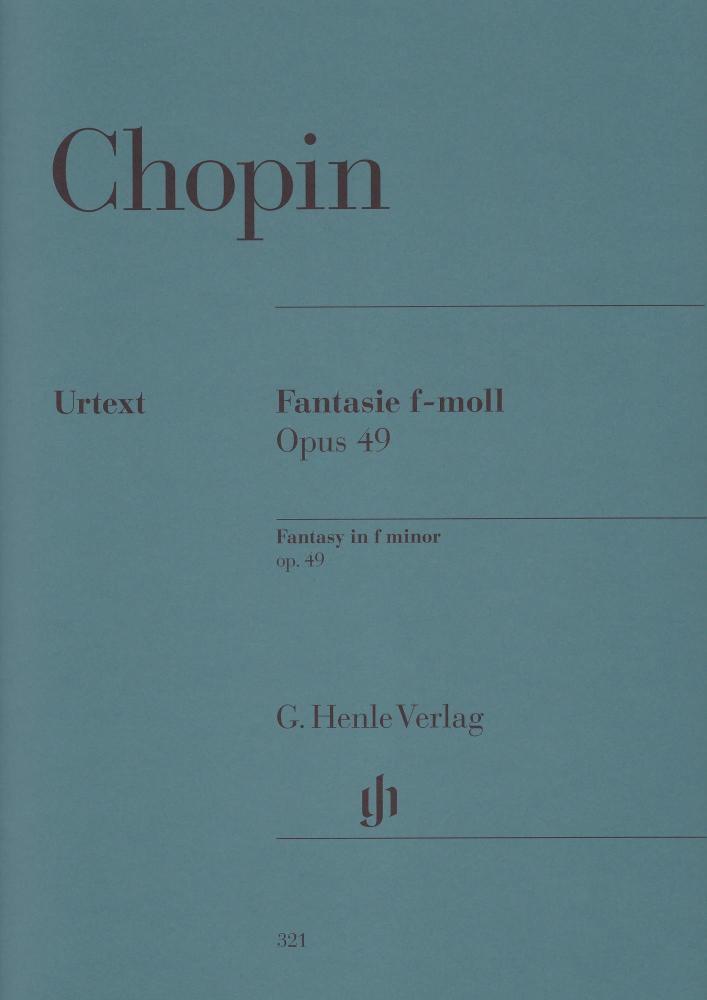 Frederic Chopin: Fantasie F-Moll Op. 49