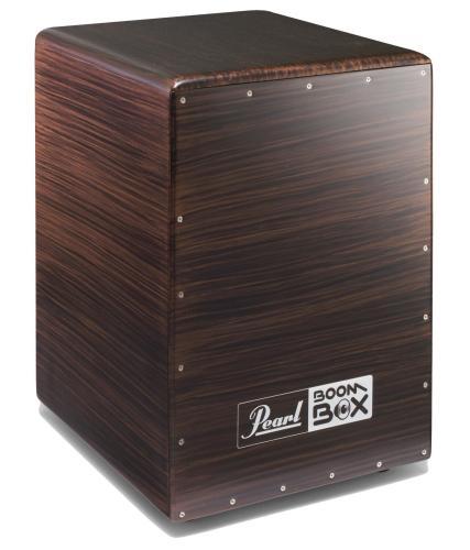 Pearl Boom Box Cajon, Burgundy Mix