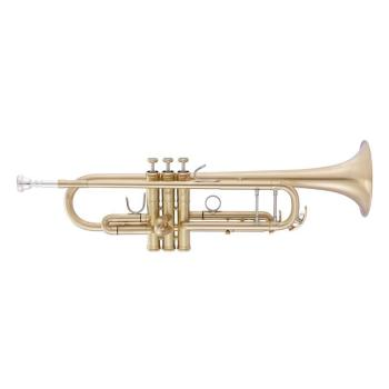 John Packer JP251SWR Trumpet - Smith Watkins Leadpipe, Rose Brass Bell - Satin Finish