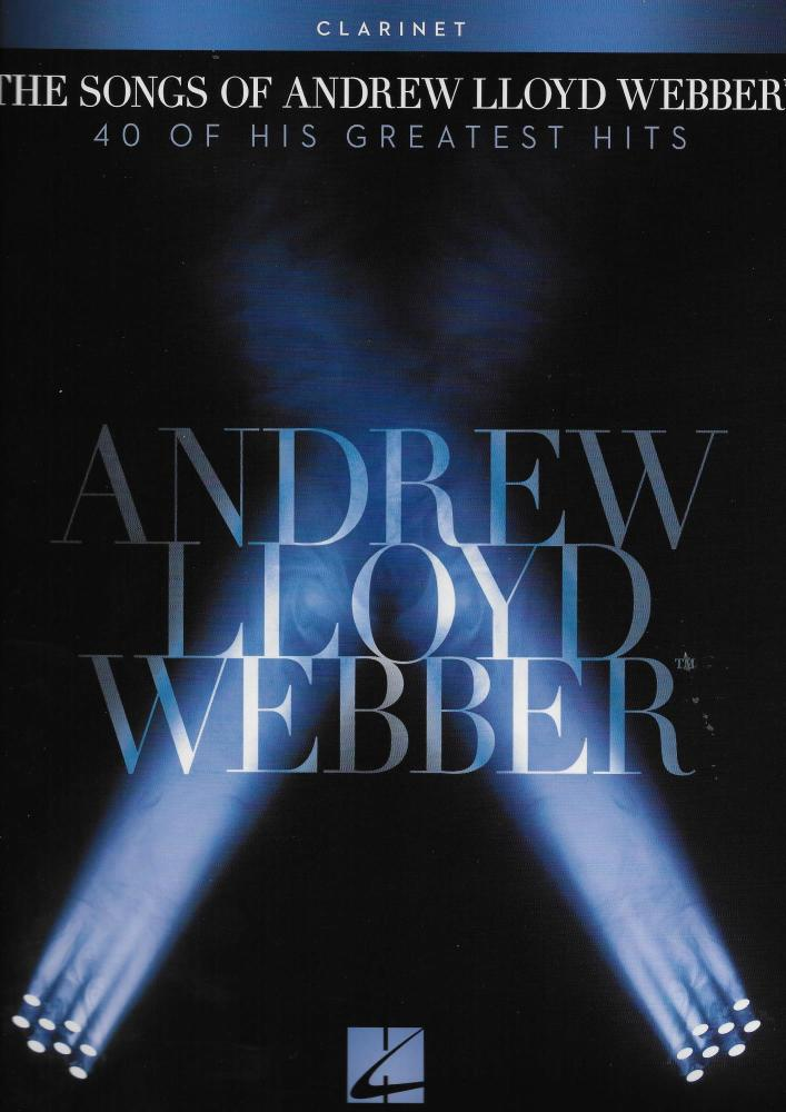 The Songs Of Andrew Lloyd Webber: Clarinet