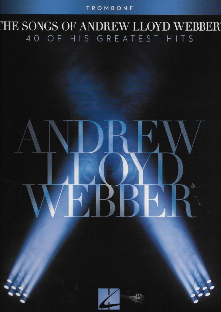 The Songs Of Andrew Lloyd Webber: Trombone