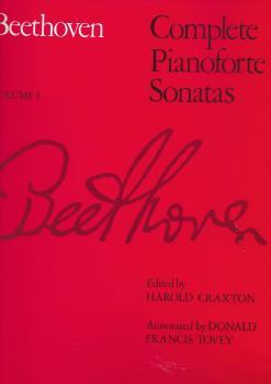 Beethoven: Complete Pianoforte Sonatas - Volume I (ABRSM Edition)