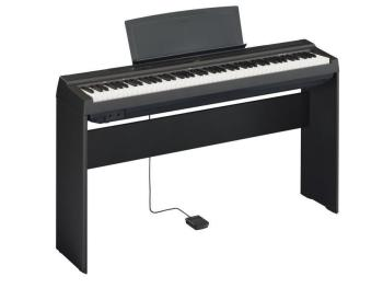 Yamaha Digital Piano P-125B Essential Pack
