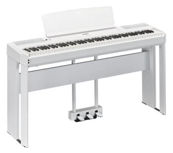 Yamaha P-515 Portable Digital Piano White