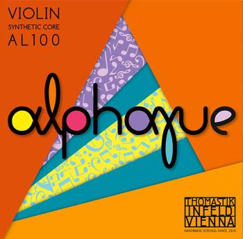 ALPHAYUE Violin Strings Set