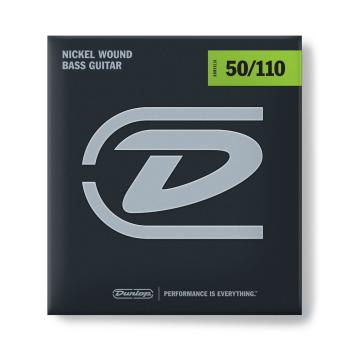 Dunlop Nickel Plated Bass Strings Heavy 50-110