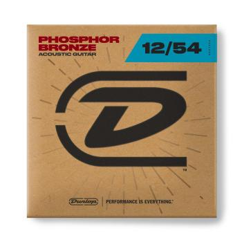 Dunlop Acoustic Phosphor Bronze Light