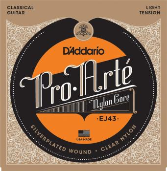 D'Addario Pro-Arte Nylon Classical Guitar Strings - Light