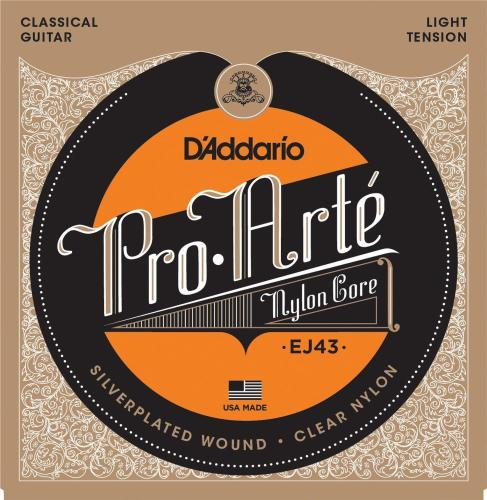 Pro-Arte Nylon Classical Guitar Strings - Light