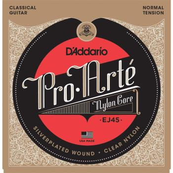 D'Addario Pro-Arte Nylon Classical Guitar Strings - Normal