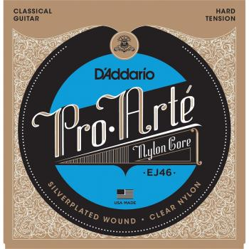 Pro-Arte Nylon Classical Guitar Strings - Hard